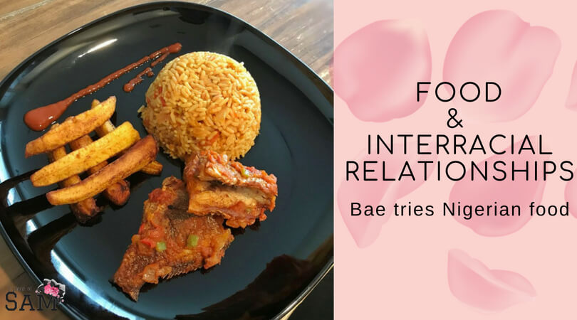 Food and Interracial dating